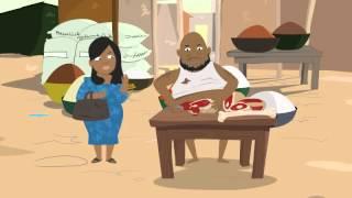 getlinkyoutube.com-Brazilian Kpomo (GTBank Mobile Money Animation)