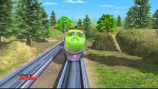 getlinkyoutube.com-Chuggington -- Vinci la medaglia - La prova dei colori - Episodio 3