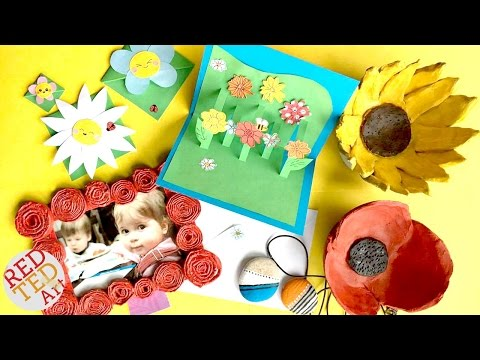 5 Mothers Day DIYs - Cute & Easy Mother's Day Gift Ideas - DIYs