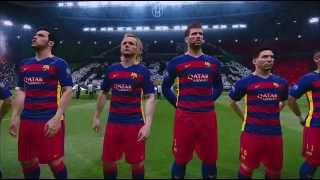 getlinkyoutube.com-Pro Evolution Soccer PES 2016 PC SweetFX Patch HD Graphics Preview