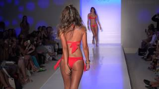 getlinkyoutube.com-Frankie's Bikinis Miami Fashion Week Show