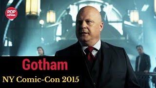 NYCC 2015: Michael Chiklis de Gotham