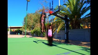 SO COOL KIDS BASKETBALL CHALLENGE