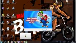 getlinkyoutube.com-Descargar Super Mario Bros Coleccion 17 en 1 para pc 2015