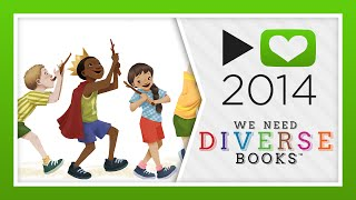 Project for Awesome 2014: We Need Diverse Books