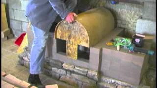 getlinkyoutube.com-Build Your own Masonry Fireplace - Masonry Heater - Masonry Stove (Sample Clips)