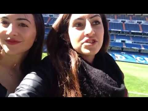My REAL Madrid experience