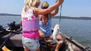 Belton  lake  jug fishing
