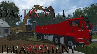 getlinkyoutube.com-[VIDEO] DALTIX V1.1  TERASSEMENT /FARMING SIMULATOR 2015