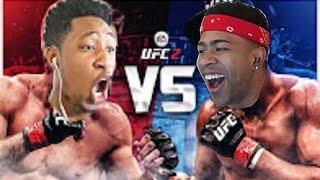 Prettyboyfredo Vs StaxMontana! UFC 2 - FIGHT OF THE YEAR!!