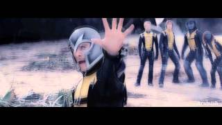 X-Men║Don't Turn Your Back On Me.