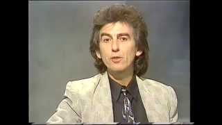 getlinkyoutube.com-George Harrison & Ringo on Aspel & Co. 1988.