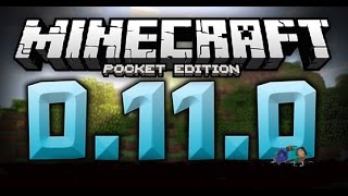 getlinkyoutube.com-COMO BAIXAR E INSTALAR MINECRAFT POCKET EDITION VERSÃO 0.11.0  BUILD 1