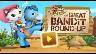 getlinkyoutube.com-Sheriff Callie's Wild West: The Great Bandit Round-Up - Kids DISNEY GAMES