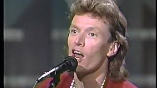 Steve Winwood - Higher Love and Gimme Some Lovin' live - Late Show 1986 (STEREO)