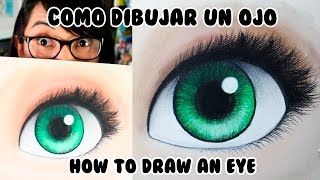 getlinkyoutube.com-CÓMO DIBUJAR UN OJO con Colores Pastel (English Subs) | Diana Díaz