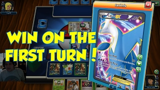 FIRST TURN WIN! Latios EX/Decidueye GX Expanded Donk Deck w/ Trainer Chip