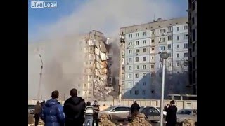 Russian House Collapse