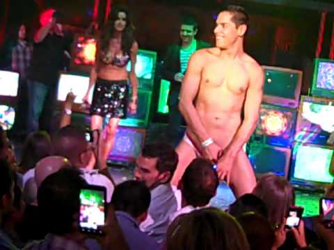 andrew christian fashion show in las vegas
