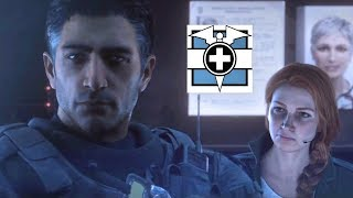 Rainbow Six Siege DOC FACE REVEAL Mission Outbreak Trailer CGI Cinematic R6