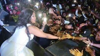 getlinkyoutube.com-Jionee Party ya Instagram Mwanza, Wema Sepetu na WEUSI ndani
