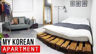 getlinkyoutube.com-Tour of My Korean Apartment ♦ One-Month Housing in Seoul