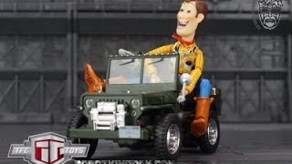 getlinkyoutube.com-TFC Toys - Old Soldiers Detective OS-02 Hound