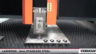 LASERMAK - CO2 Lazer Kesim Makinesi