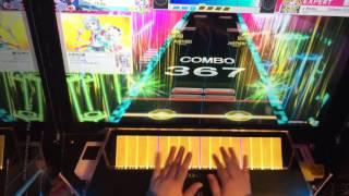 getlinkyoutube.com-【CHUNITHM】Oshama Scramble! (Cranky Remix)(EXPERT)AJ 手元