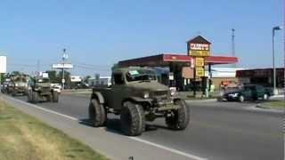 getlinkyoutube.com-Vintage Power Wagon Parade 6-9-12.MPG