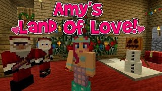 getlinkyoutube.com-Amy's Land Of Love! Ep.123 Santa And The Witch! Christmas Special! | Minecraft | Amy Lee33