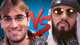 getlinkyoutube.com-BRKsEDU VS Mussoumano | Batalha de Youtubers