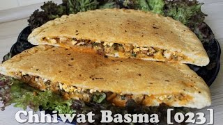 getlinkyoutube.com-Chhiwat Basma [023] - خبز معمر / محشو بالدجاج