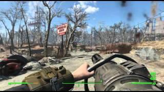 getlinkyoutube.com-Fallout 4 Mini Nuke Minigun