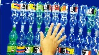 getlinkyoutube.com-3 Creativas con Botellas Plasticas