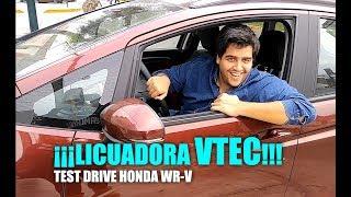 Honda WR-V | ¡¡¡LICUADORA VTEC!!!