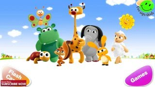 getlinkyoutube.com-Learn shapes,words ,numbers ! First Words - by BabyTV