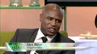 Alex Boyé: Biography width=