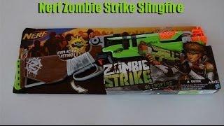 getlinkyoutube.com-~Unboxing~ New Nerf Zombie Strike SlingFire Unboxing Video! ~Unboxing~