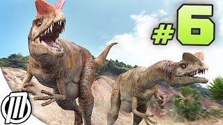 getlinkyoutube.com-Tamed a BADASS DILO!! - ARK Survival Evolved: Ep 6 - Gameplay Live Stream