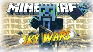 Minecraft Sky Wars #191 - A caccia di Cheater w/ Tech4Play