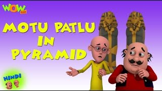 getlinkyoutube.com-Motu patlu in Pyramid - Motu Patlu in Hindi