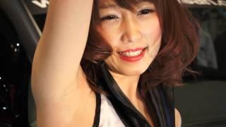 getlinkyoutube.com-キャンギャルのパンチラというかモロ撮ろうとしてる?名古屋オートトレンド2014