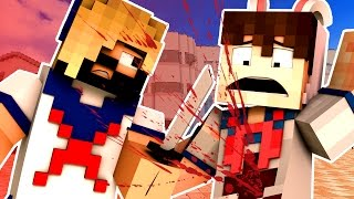 getlinkyoutube.com-YANDERE MURDER MODE! - INVADER IS THE KILLER?! | 🐰 Minecraft Roleplay