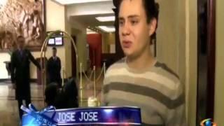 Encuentro entre Manuel Jose y Jose Jose en Yo me llamo (completo)