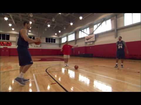 NBA Tips, Skills, Drills: Passing