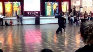Gustavo Naveira y Giselle Anne - 01/04 - tango Sin Sabor - São Paulo 21/06/2014
