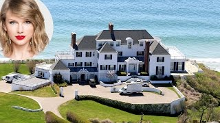 getlinkyoutube.com-Top 10 Most Expensive Singer's Mansion Home