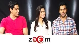 getlinkyoutube.com-Alia: Varun is more passionate; Siddharth is subtle