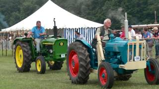 Duncombe Park Steam Rally 2015